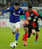 Ozan Kabak'lı Schalke 04 çeyrek finale yükseldi!