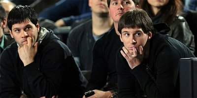 Messi'nin ağabeyi kaza geçirdi