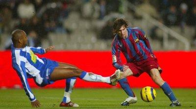 Messi'nin büyük değişimi