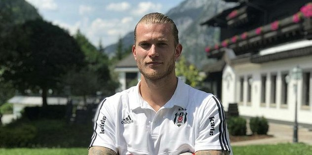 Beşiktaş'ta Loris Karius hayran bıraktı