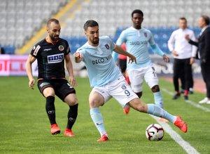 Başakşehir - Alanyaspor maçından kareler...