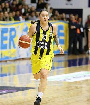 Fenerbahçe Öznur Kablo LDLC ASVEL Feminin'i konuk edecek