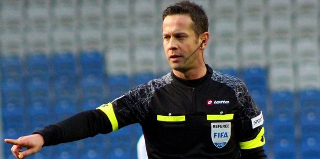 Spor Toto 1'inci Lig Play-Off finalini Halis Özkahya yönetecek