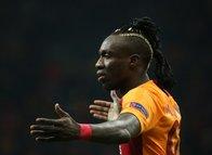 Mbaye Diagne Muslera'nın gerisinde kaldı