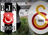 Beşiktaş - Galatasaray derbisinin 11'leri belli olmaya başladı!