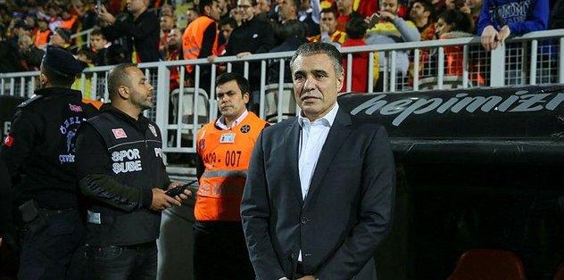 Fenerbahçe'de Ersun Yanal: Ferdi daha iyi olacak
