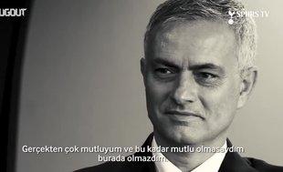 Jose Mourinho tottenham'la tutku vadetti