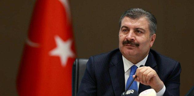 Sağlık Bakanı Fahrettin Koca güncel corona virüsü rakamlarını açıkladı (20 Ağustos)