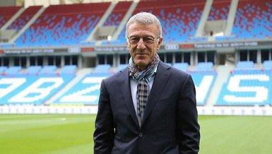 Trabzonspor Başkanı Ahmet Ağaoğlu'dan şampiyonluk sözleri!