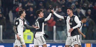 Juventus Udinese'yi rahat geçti!