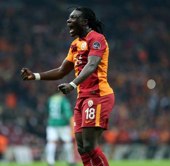 Gomisten yabancı muhabire Galatasaray cevabı!