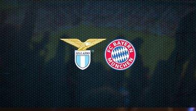 Lazio - Bayern Münih maçı ne zaman, saat kaçta ve hangi kanalda canlı yayınlanacak? | UEFA Şampiyonlar Ligi