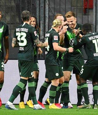 Bayer Leverkusen 1-4 Wolfsburg | MAÇ SONUCU