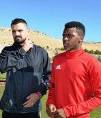 Malatyaspor, Sadio Diallo ile yollarını ayırıyor