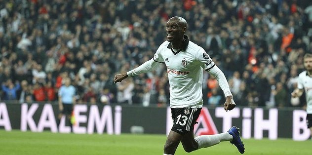 Beşiktaş'ta Atiba da geldi