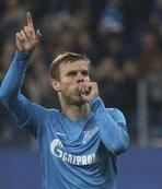Cimbom'a Rus golcü