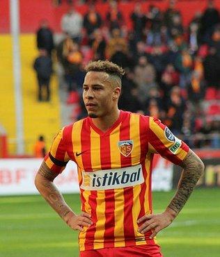 Kayserispor'un en golcüsü Chery oldu