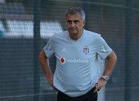 Beşiktaş teknik direktörü Şenol Güneş'ten Gökahn Töre ve Orkan Çınar'a tepki!