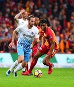 Trabzonspor G.Saray'a geçit vermiyor
