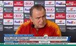 """Fatih Terim: """"Eğer Benfica'yı elersek..."""""""