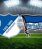 Hoffenheim-Herta Berlin maçı ne zaman? Saat kaçta? Hangi kanalda?