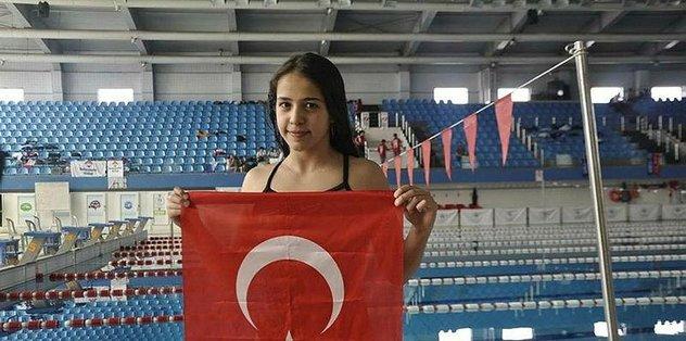 Aleyna Nur Sungur Katar'a gidiyor