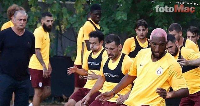 Galatasaray'da şaşırtan karar... Yeni transfer geldiği gibi gidiyor! Son dakika haberleri...