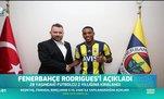 Fenerbahçe Rodrigues'i açıkladı