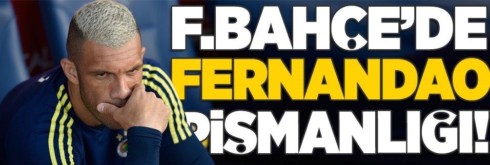 Fernandao pişmanlığı!