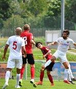 Kayserispor hazırlık maçında mağlup oldu