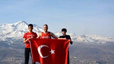 Hasketbol Genclik ve Spor Kulübünden Çanakkale Zaferi ve Şehitleri anma tırmanışı