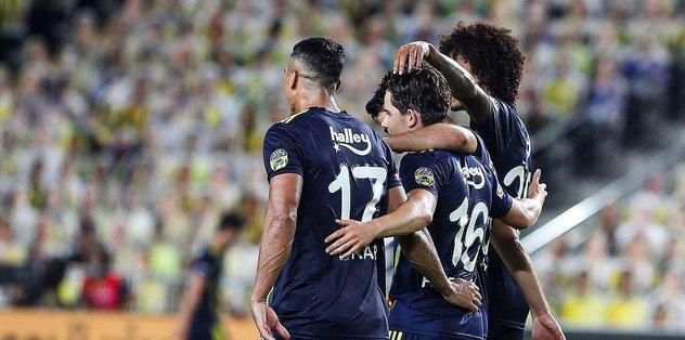 Fenerbahçe 2-1 Göztepe   MAÇ SONUCU