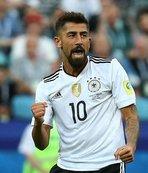 Beşiktaş 10 numarayı Almanya'da buldu