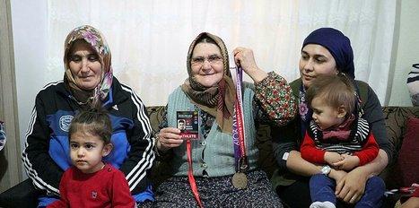 Döndü Karadeniz: Maç sırasında göz yaşlarımı dindiremedim