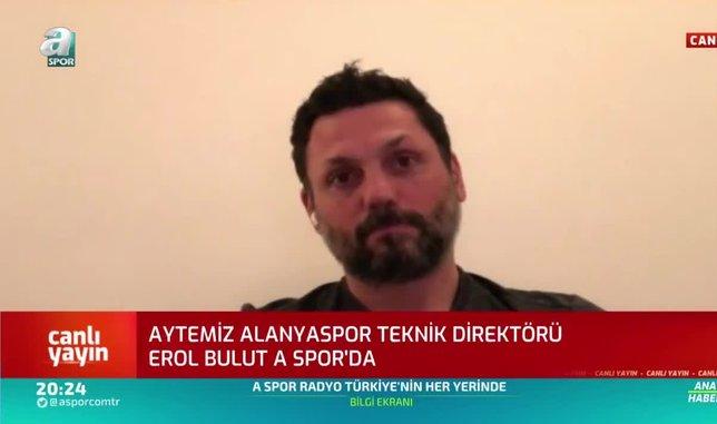 Fenerbahçe'den teklif geldi mi? Erol Bulut Canlı yayında açıkladı