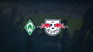 Werder Bremen - RB Leipzig maçı ne zaman, saat kaçta ve hangi kanalda canlı yayınlanacak? | Almanya Bundesliga
