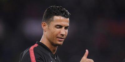 Cristiano Ronaldo'dan Filistin'e 1.5 milyon Euro'luk iftar yardımı!
