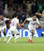 FIFA Kulüpler Dünya Kupası'nda ilk finalist Al Ain oldu