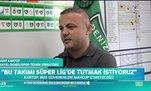 """""""Denizlispor'u Süper Lig'de tutmak istiyoruz"""""""