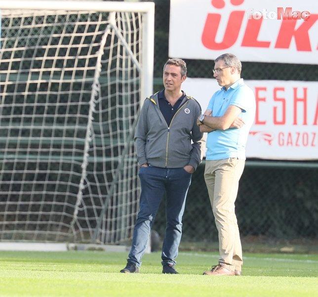 Fenerbahçe haberi: Comolli'den Fransa operasyonu! Görüşmeler resmen başladı