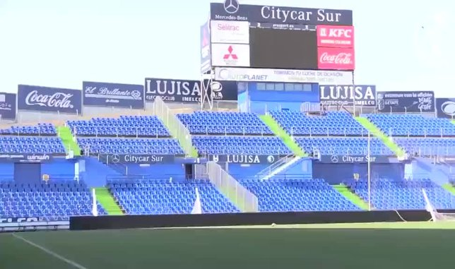 Getafe'den Trabzonspor'aözel video