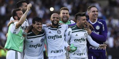 Brezilya'da şampiyon Palmeiras