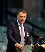 'Beşiktaş satılacak' iddialarına yanıt verdi!