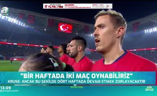 """Max Kruse'den Süper Lig yorumu! """"Durdurmalıyız"""""""