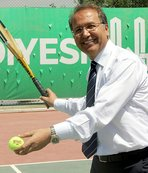 Teniste olimpiyat hedefi büyüdü