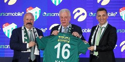 Bursaspor'a yeni sponsor!