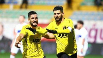 İstanbulspor Tuzla deplasmanından 3 puanla döndü