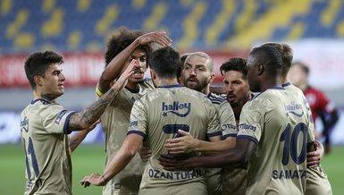 Fenerbahçe haberi: Erol Bulut'un büyük rotasyonu farkı getirdi!