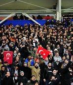 Beşiktaş maçı kapalı gişe!