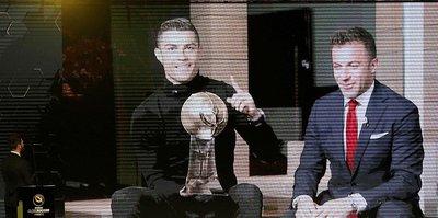 4'üncü kez Yılın En İyi Futbolcusu